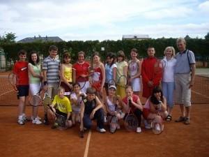 Теннисные лагеря в Паланге